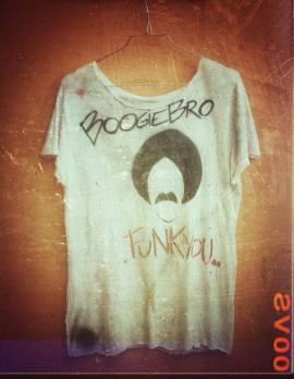 T-Shirt Handmade Boogiebro